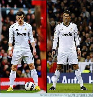 Bale&Cr7=kings