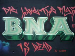 BNA4life!
