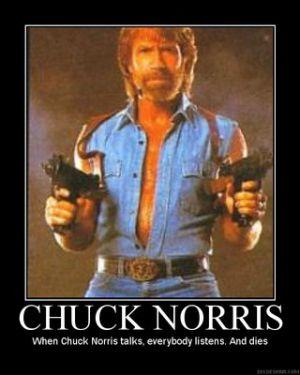 chuck norris 2