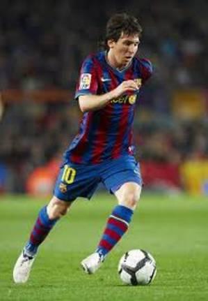 L. Messi 10