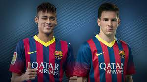 MessiandNeymar