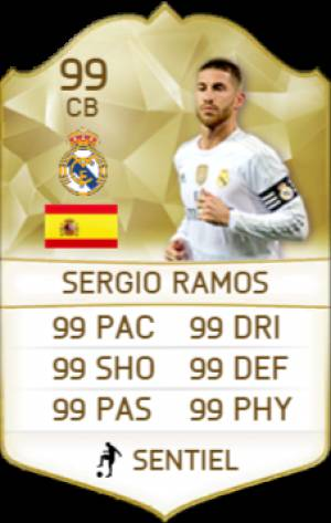 Ramos in ♡