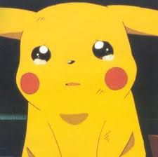 Pikachu :(