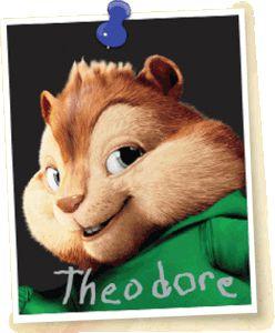 Vjeverica Theodore