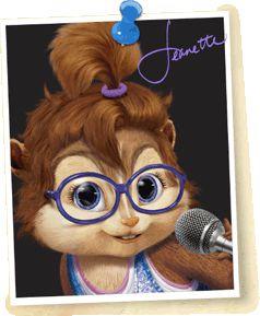 Vjeveričica Jeanette