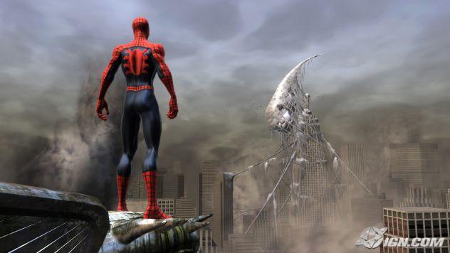 spider-man 4game