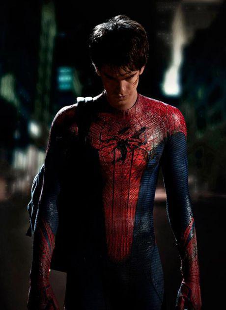 Endru Garfild i spider-man4