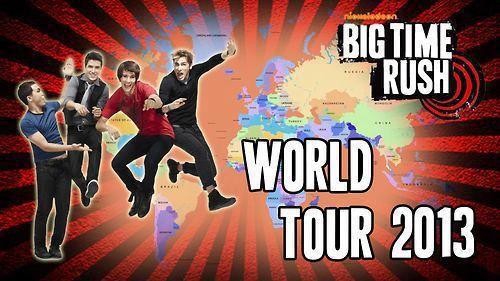 BTR World Tour!!!Tko želi da oni dođu u HR??