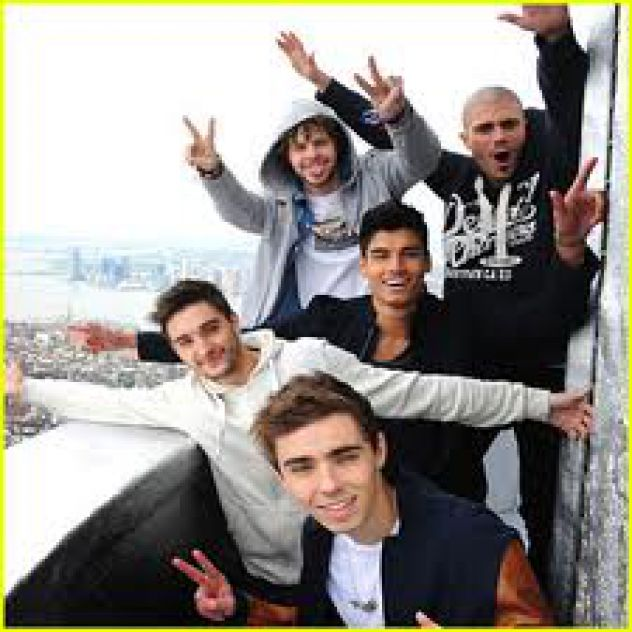 The Wanted ;)