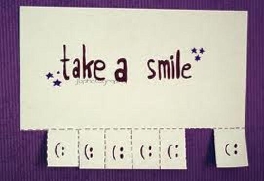 take a :)