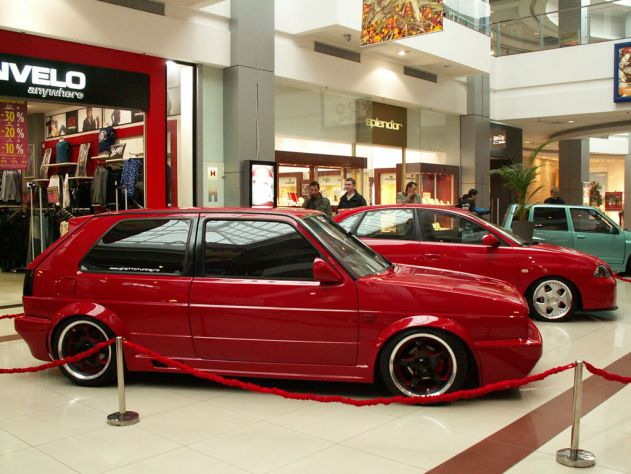 red golf 2 tuning