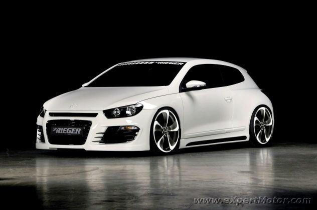 vw scirocco tuning