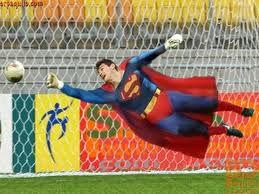 Super golman