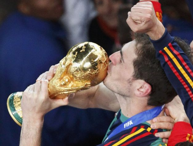 Casillas najbolji golman na svijetu