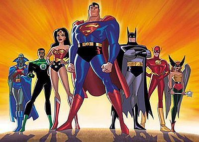 Super man i njegova ekipa