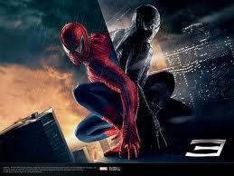 Spider man i crni Spider man