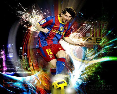 Zvijezda Messi