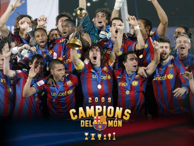 Barcelona osvojila pehar