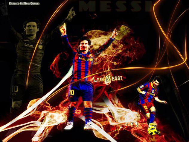 Messi je car