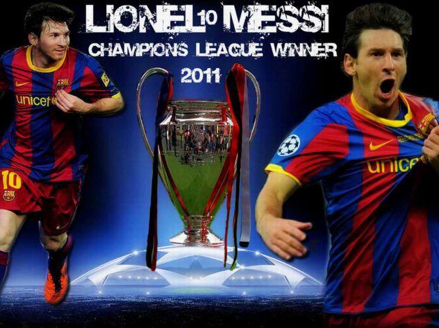 Messi osvijio pehar