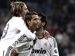 Ronaldo i  modrić