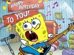 sretan rođendan spužva bob Scooby doo 1234    | Sretan rođendan  sretan rođendan spužva bob