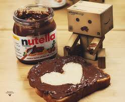 Nutella <3 Like ko voli nutellu!