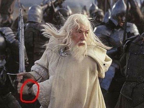 Zato čarobnjak nikad ne kasni! xD