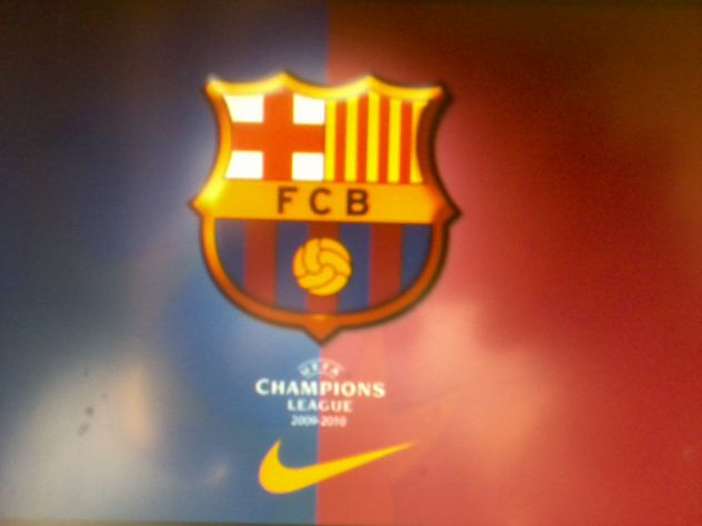 Barcelona.  Champions leauge 2009-2010