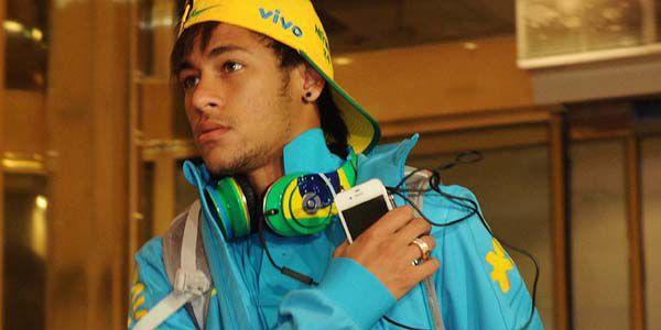 Neymar je cool