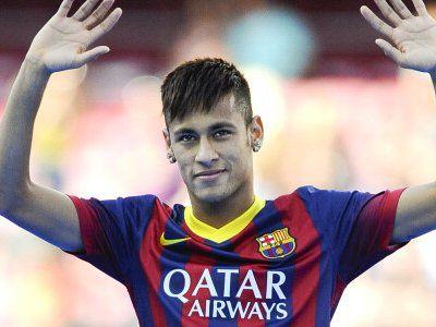 Neymar!
