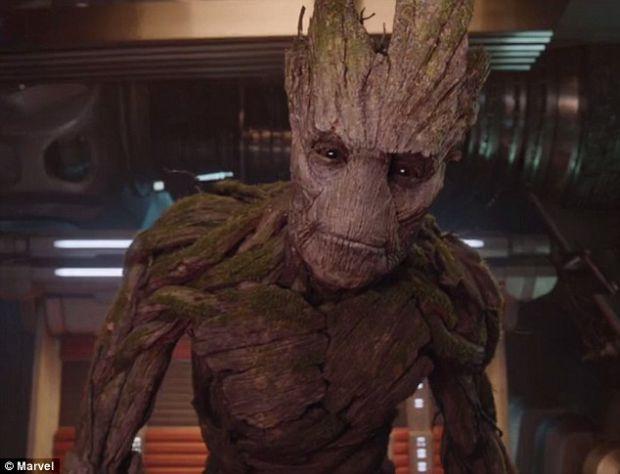 I'm Groot !!