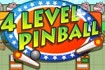 Igre na ploči 4 Level Pinball