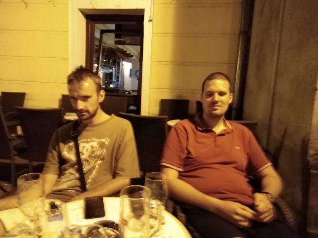 Ista vecer ja i Stanko :)