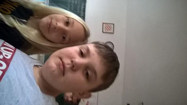 ja i prijateljica