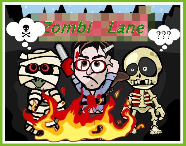 zombi lane