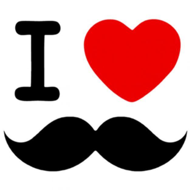 I♥ moustaches