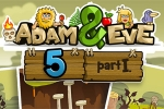 mobilne igre Adam and Eve 5: Part 1