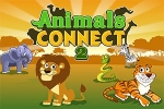 Puzzle Animals Connect 2