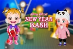 Baby Hazel: New Year Bash