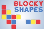 mobilne igre Blocky Shapes