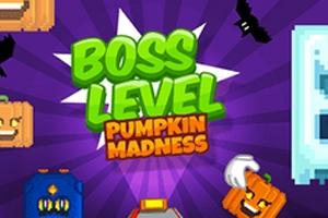 Boss Level: Pumpkin Madness