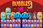 Bubbles vs Blocks