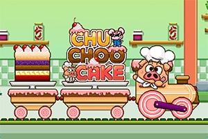 Chu Choo Cake