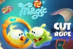 mobilne igre Cut the Rope: Magic