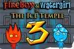 Avanture Fireboy & Watergirl 3 in The Ice Temple