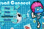 Mahjong igre Football Connect