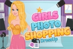 mobilne igre Girls Photoshopping Dressup