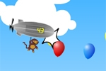 Igre za djecu Hot Air Bloon