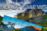 Jigsaw Puzzle: Beauty Views